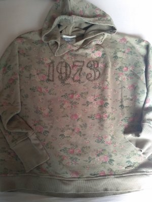 Pepe Jeans Oversized Sweater pink-olive green