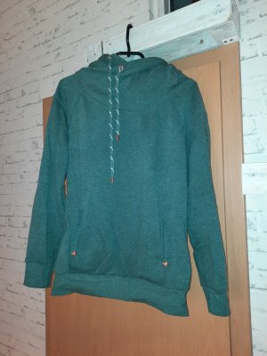 Be only Sweatshirt met capuchon cadet blauw