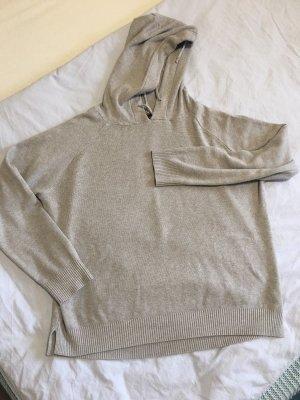 New Look Sweat à capuche gris clair