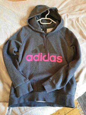 Adidas Hooded Shirt grey