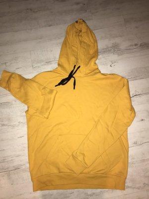 Reserved Sweatshirt orange doré