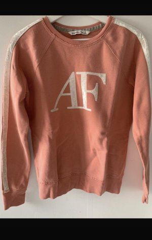 Abercrombie & Fitch Sweat Shirt rose-gold-coloured