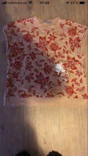 Adidas by Stella McCartney Sweater met korte mouwen room