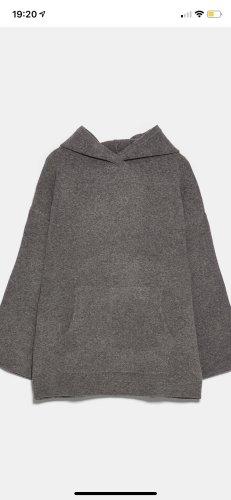 Zara Hooded Sweater grey