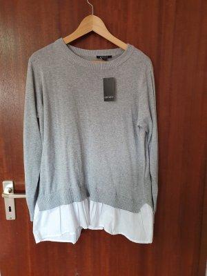 Sweatshirt /Bluse 2 in 1 gr.44/46 Neu mit Etikett