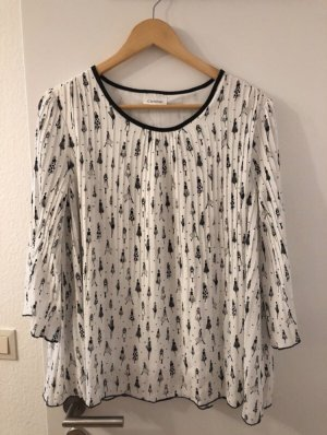 Canda Sweat Shirt white-black