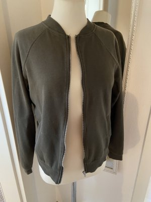 H&M Basic College Jacket khaki