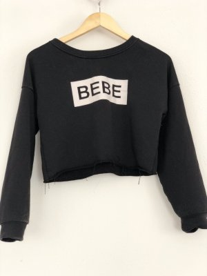 Bluza dresowa czarny