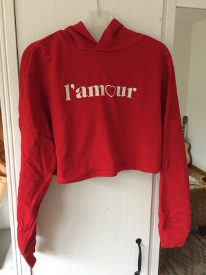 Sweatshirt Croppedtop | H&M