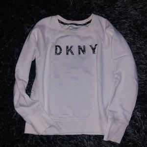 DKNY Pull à capuche blanc