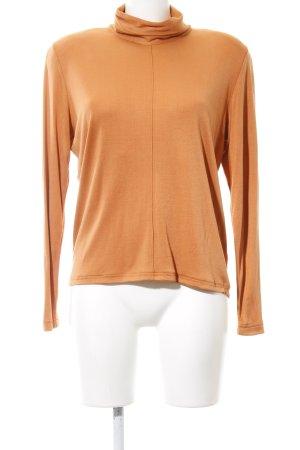 Sweatshirt dunkelorange Casual-Look