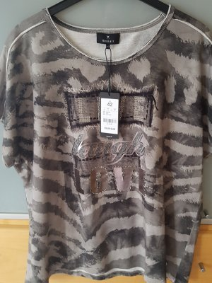 Sweatshirt gemustert  Monari