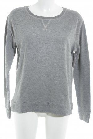 Sweatshirt grau Casual-Look