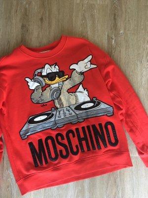 Sweatshirt H&M Moschino