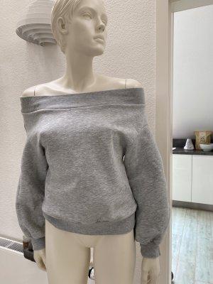 Sweatshirt H&M schulterfrei