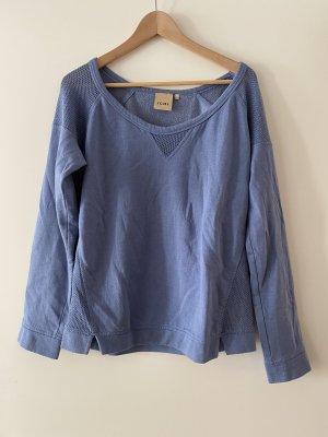 Sweatshirt Ichi Größe S blau