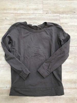 Sweatshirt in grau