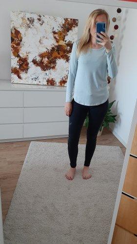 Sweatshirt in hellblau