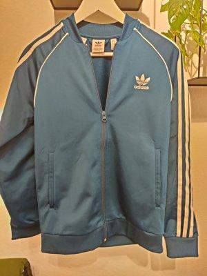Adidas Originals Veste de sport bleu
