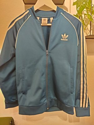 Adidas Originals Sports Jacket blue