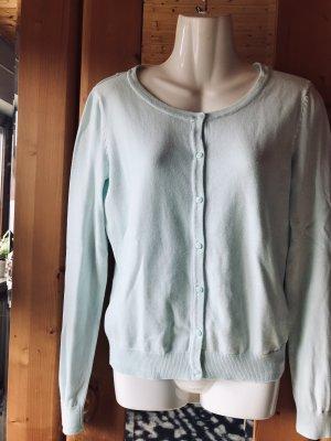 H&M Veste chemise vert menthe