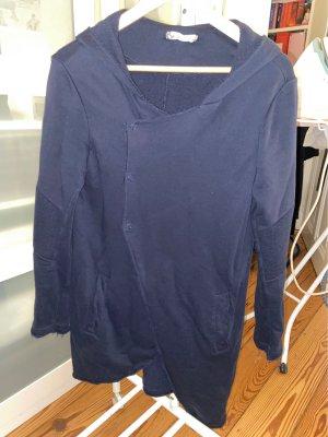 Susy Mix Veste chemise bleu foncé