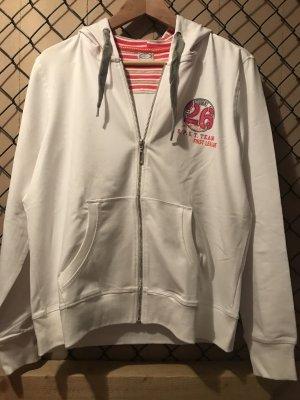 Cecilia Classics Sweat Jacket white