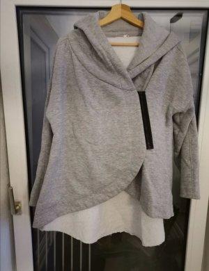 Oversized Jacket light grey