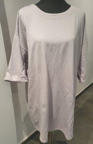 Sweatshirt kleid von asos in flieder gr. 46