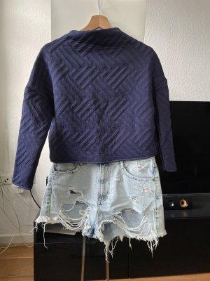 Sweatshirt Langarmshirt Größe 38 ZARA