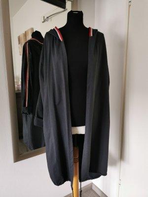 Sweatshirt Mantel Jacke Marineblau One Size
