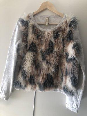 Sweatshirt MET Gr. S