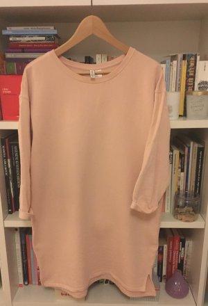 Sweatshirt-Minikleid Gr. M