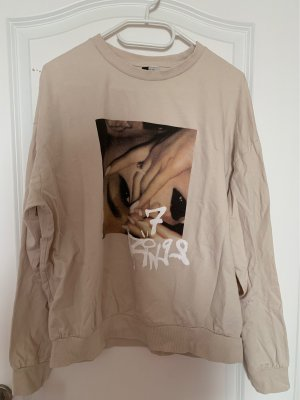 Sweatshirt mit Ariana Grande Druck