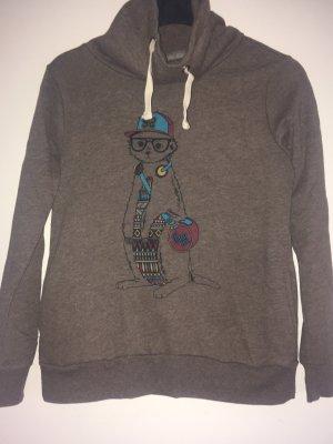 Sweatshirt mit Bieber