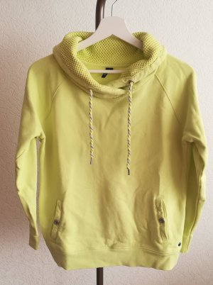 Cecil Felpa giallo neon-giallo lime