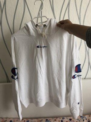 Champion Bluza z kapturem biały
