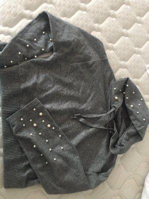 Sweatshirt mit Kapuze von Zara Gr. M
