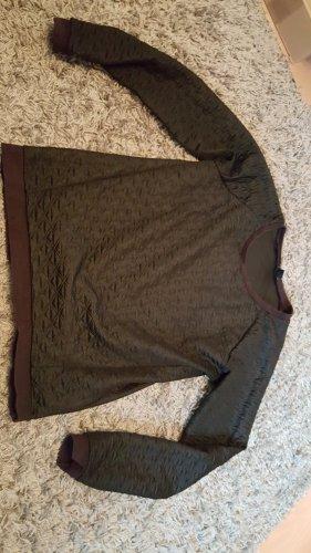 Sweatshirt mit Muster