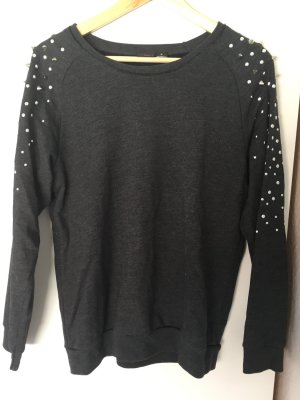 Sparkle & Fade Sweat Shirt anthracite