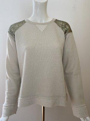 Sweatshirt mit Pailletten, MANGO, Gr. S