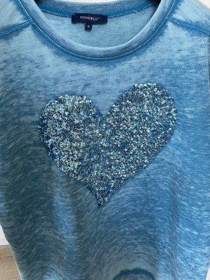 Sweatshirt mit Paillettenaufdruck