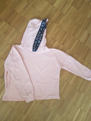 Sweatshirt mit Strass