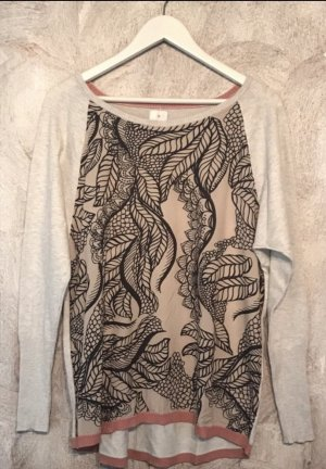 Culture Sweat Shirt light grey-beige