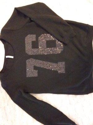 Sweatshirt Pailetten