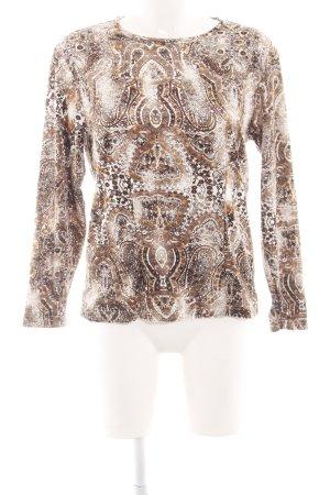 Sweatshirt mehrfarbig Casual-Look