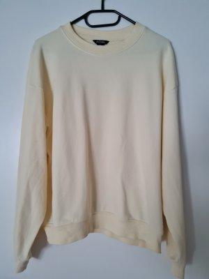 Monki Suéter amarillo claro