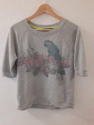 Sweatshirt Pullover grau von Atmosphere Größe 32
