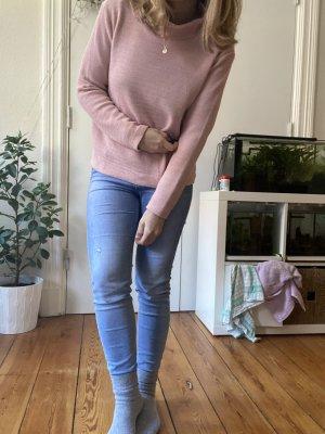 Marie Lund Maglione oversize rosa pallido