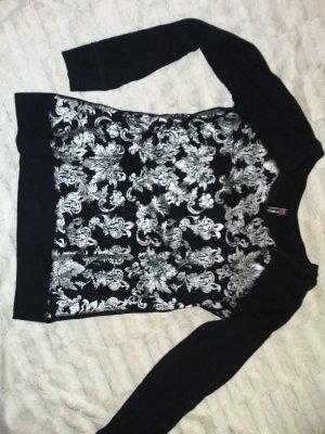 Sweatshirt silber